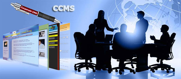 vymcms Corporate CMS for websites