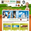 TourIndia7- Tours and travel guide services website