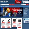 Digital Sky Shop - Electronic ecommerce for Delhi NCR