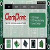 GERB PRINT PCB Designer and manufacturer website
